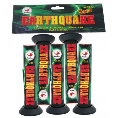 Earthquake Single Shots