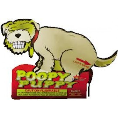 Poopy Puppy