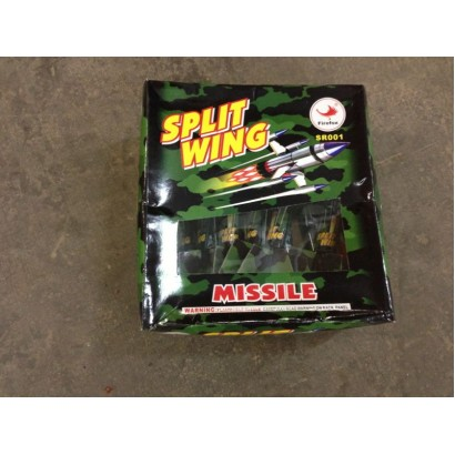 Split Wing Rockets